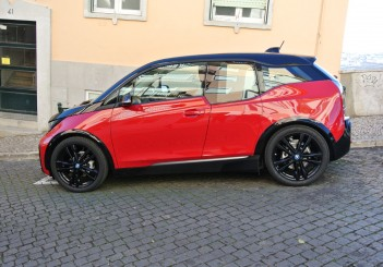 BMW i3s (Lisbon-Portugal) - 09