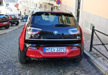 BMW i3s (Lisbon-Portugal) - 12