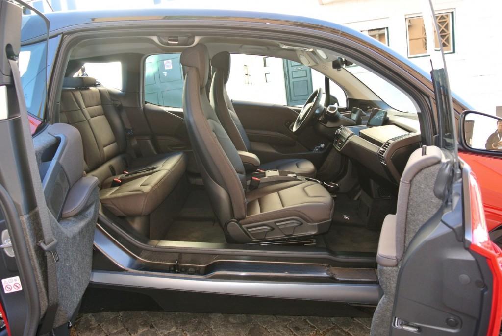 BMW i3s (Lisbon-Portugal) - 17