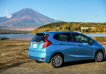 Honda FIT i-DCD hybrid (1)