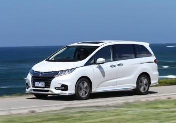 Honda Odyssey - 00