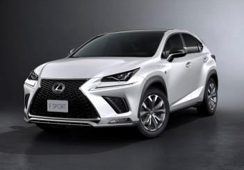Lexus 2018 NX 300 (6)