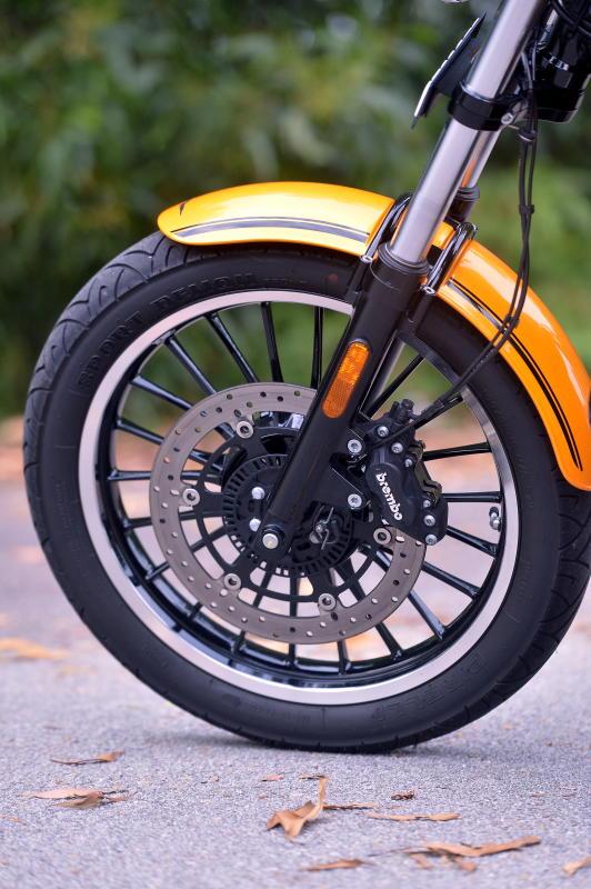 Moto Guzzi V9 Roamer (27)