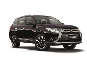 New Mitsubishi Outlander 2.4L (Custom)