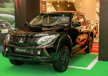 New Mitsubishi Triton Athlete (Custom)