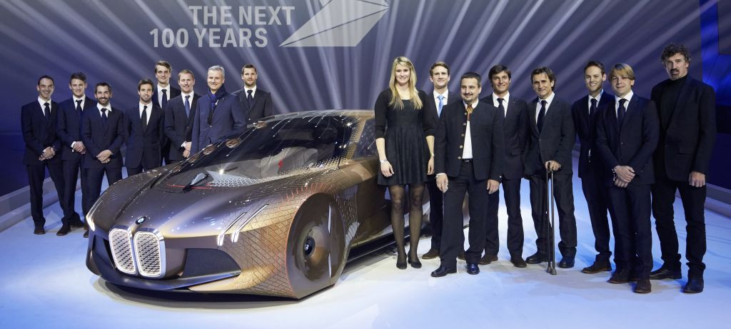 2021 BMW INext Is Fully Autonomous SUV >> BMW promises iNEXT Concept and hints at more powerful i8 ...