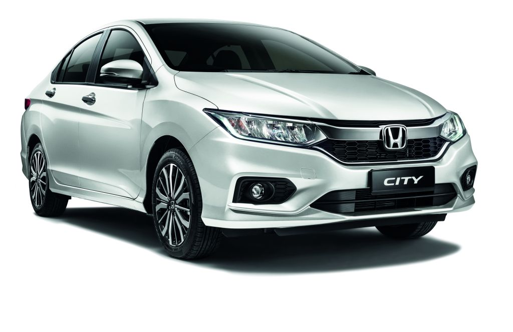 You Can Now Get Honda Jazz And City In White Orchid Pearl Colour
