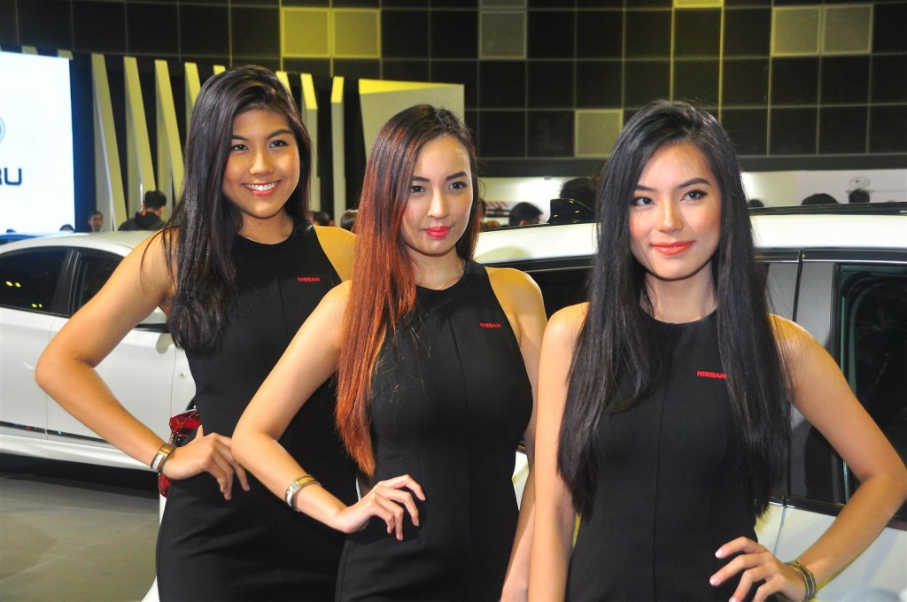 Singapore Motorshow 2018 - Chicks - 01