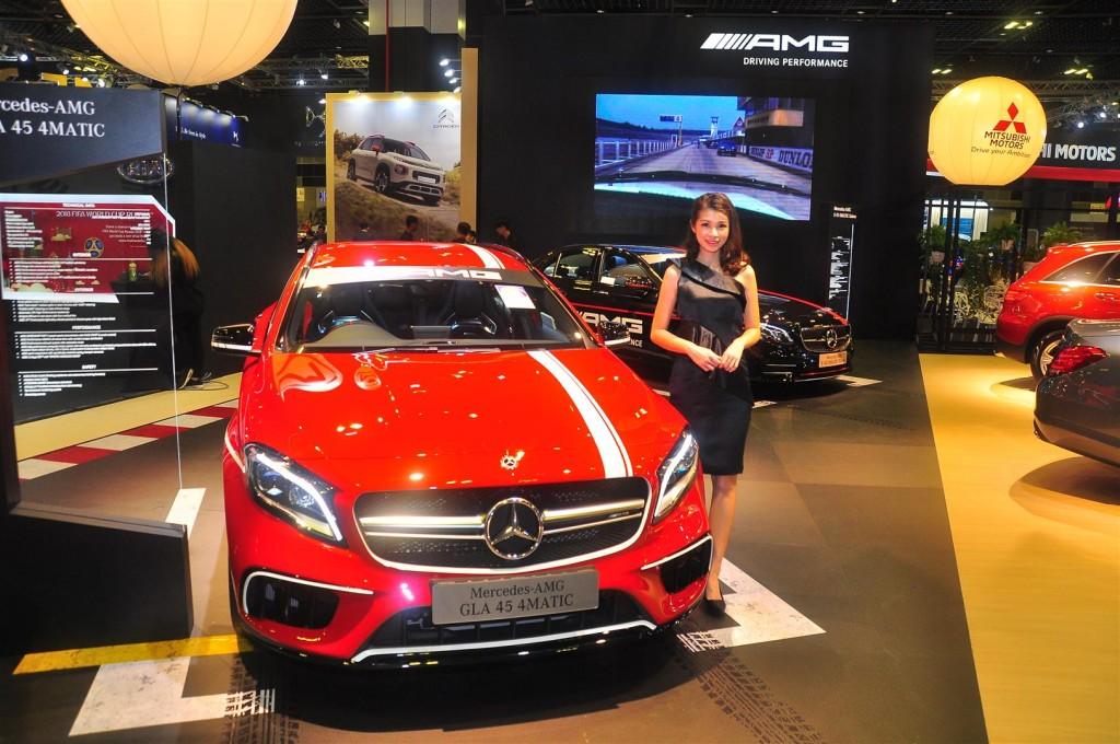 Singapore Motorshow 2018 - Chicks - 09