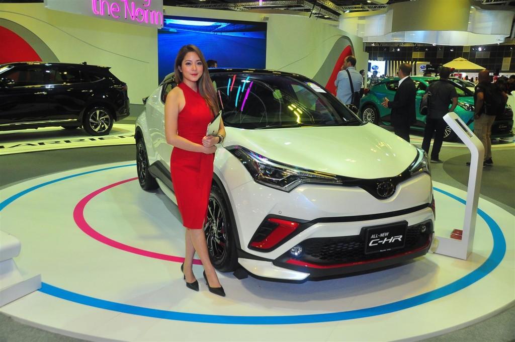 Singapore Motorshow 2018 - Chicks - 11