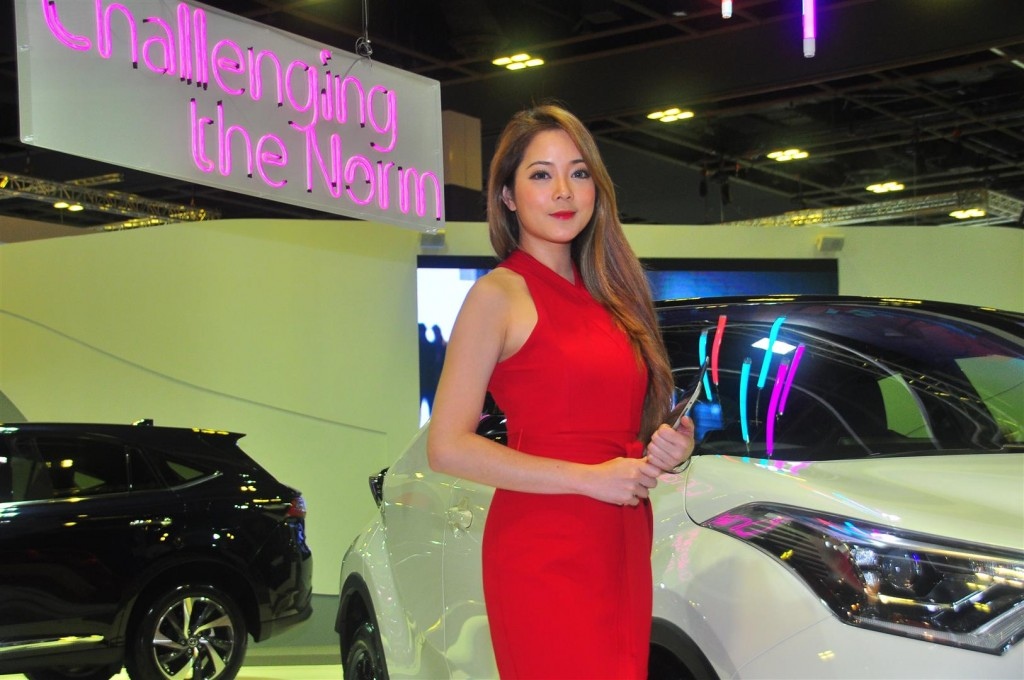 Singapore Motorshow 2018 - Chicks - 12