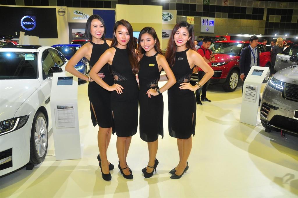Singapore Motorshow 2018 - Chicks - 13