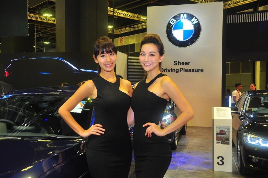 Singapore Motorshow 2018 - Chicks - 23