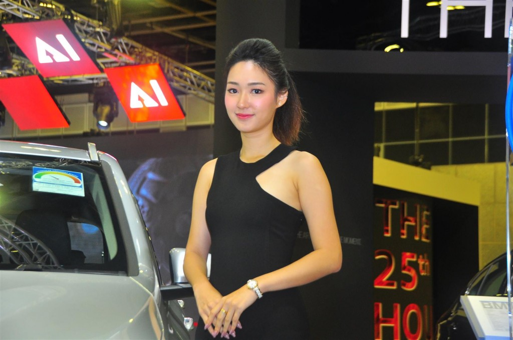 Singapore Motorshow 2018 - Chicks - 26