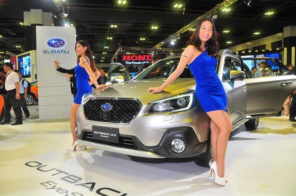 Singapore Motorshow 2018 - Chicks - 30