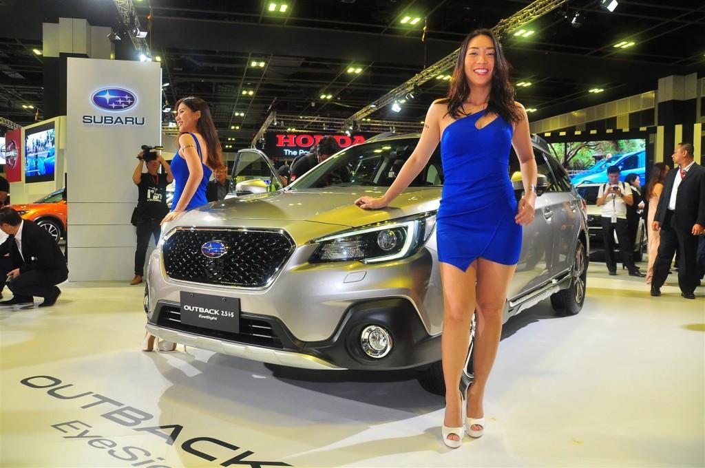 Singapore Motorshow 2018 - Chicks - 32
