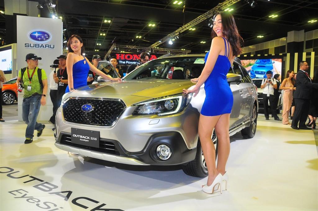 Singapore Motorshow 2018 - Chicks - 33
