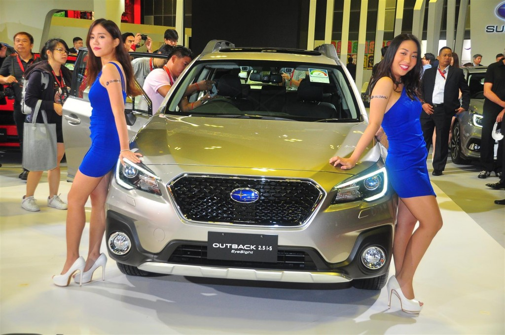 Singapore Motorshow 2018 - Chicks - 35