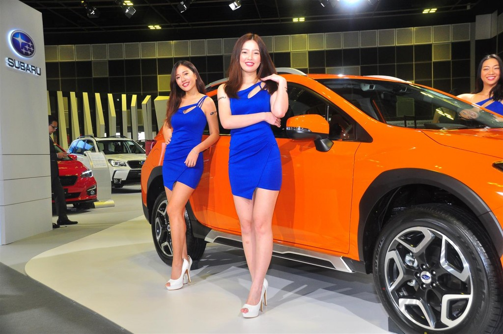 Singapore Motorshow 2018 - Chicks - 38
