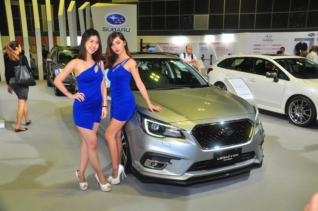 Singapore Motorshow 2018 - Chicks - 40