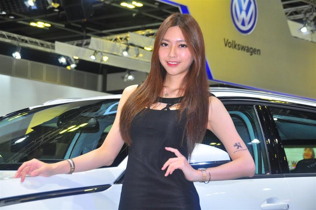 Singapore Motorshow 2018 - Chicks - 50