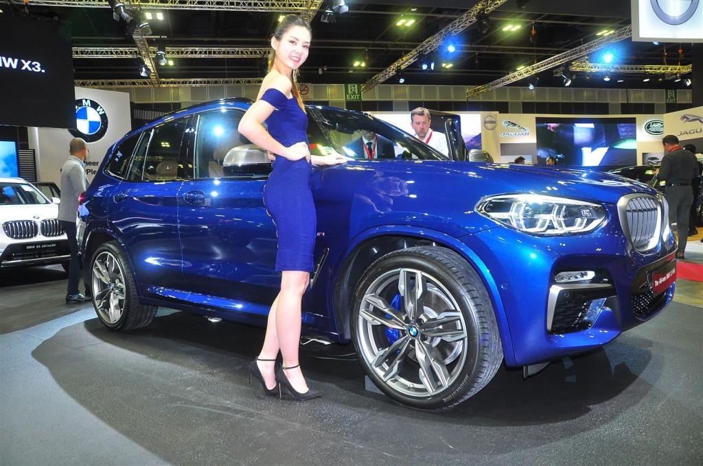 Singapore Motorshow 2018 - Chicks - 51