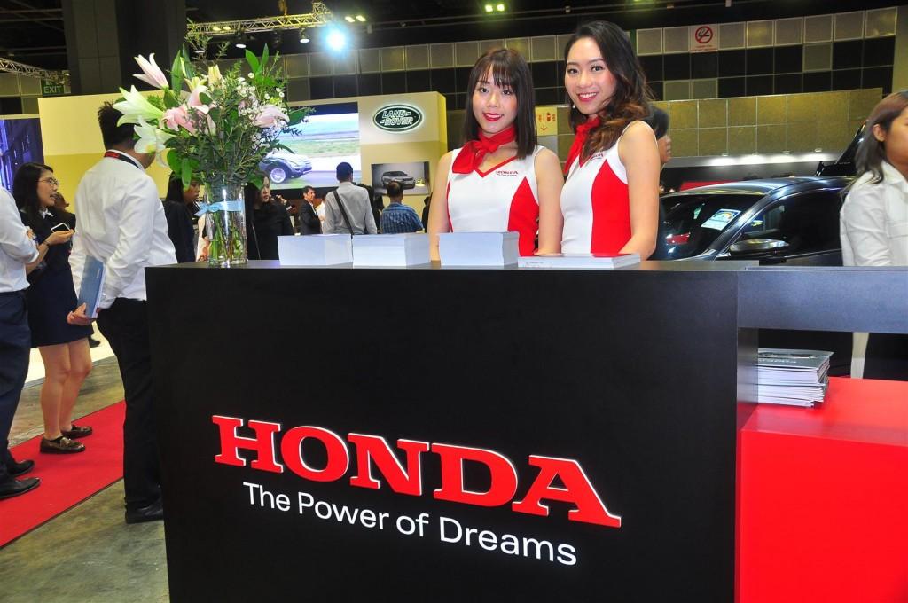 Singapore Motorshow 2018 - Chicks - 54