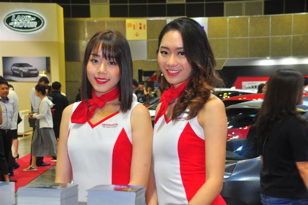 Singapore Motorshow 2018 - Chicks - 55