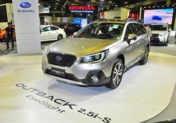 Subaru Outback 2.5i-S - 01