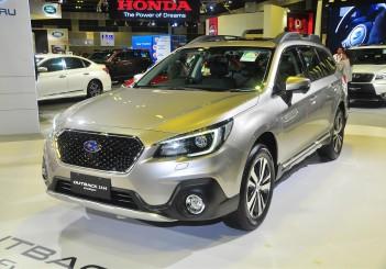 Subaru Outback 2.5i-S - 02