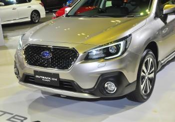 Subaru Outback 2.5i-S - 03