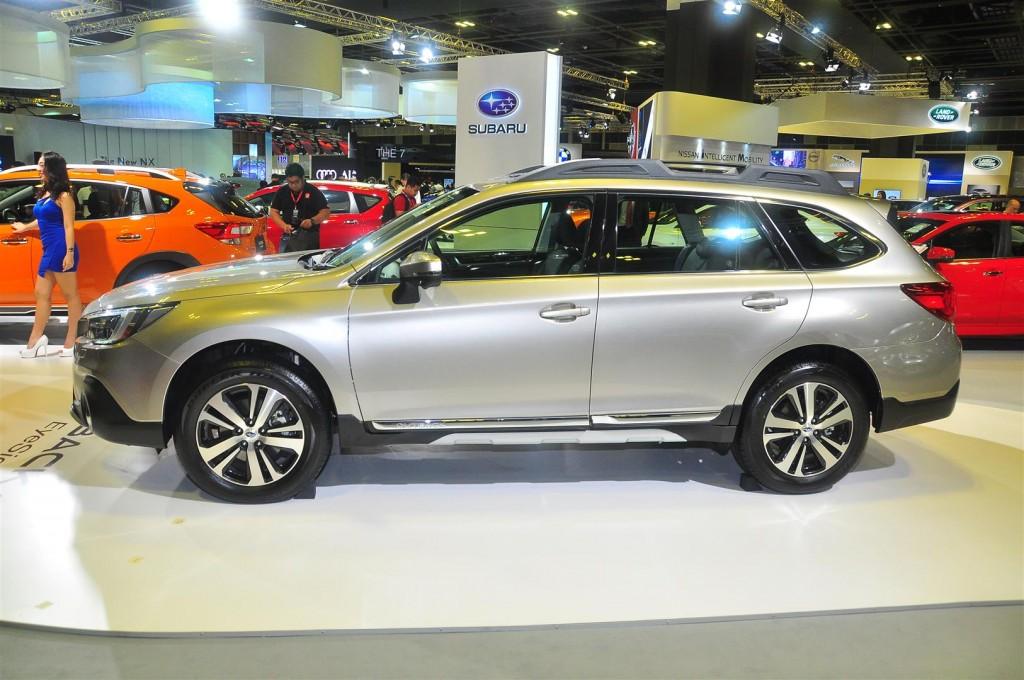 Subaru Outback 2.5i-S - 05