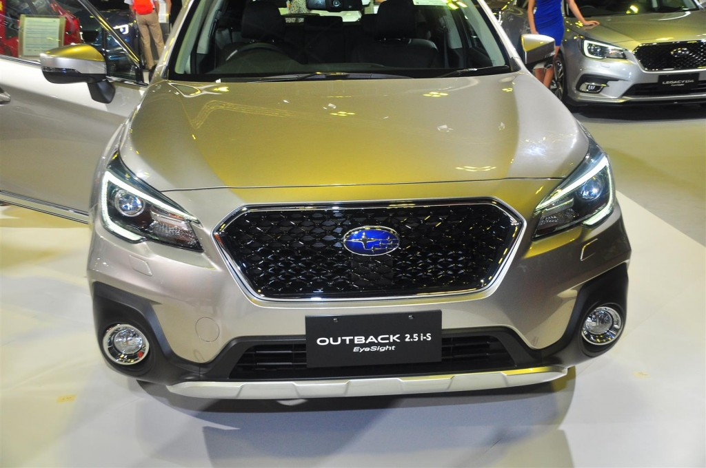 Subaru Outback 2.5i-S - 11