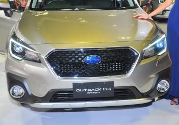 Subaru Outback 2.5i-S - 12
