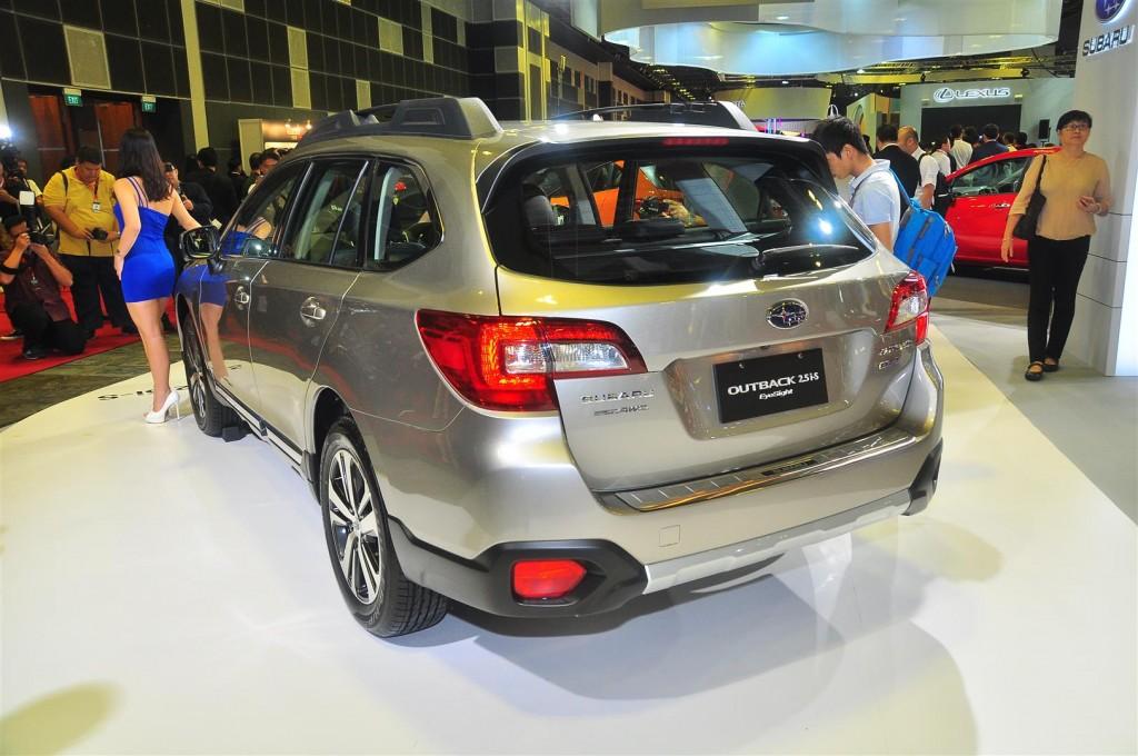 Subaru Outback 2.5i-S - 14