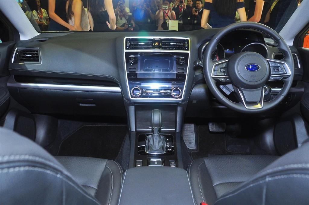 Subaru Outback 2.5i-S - 30