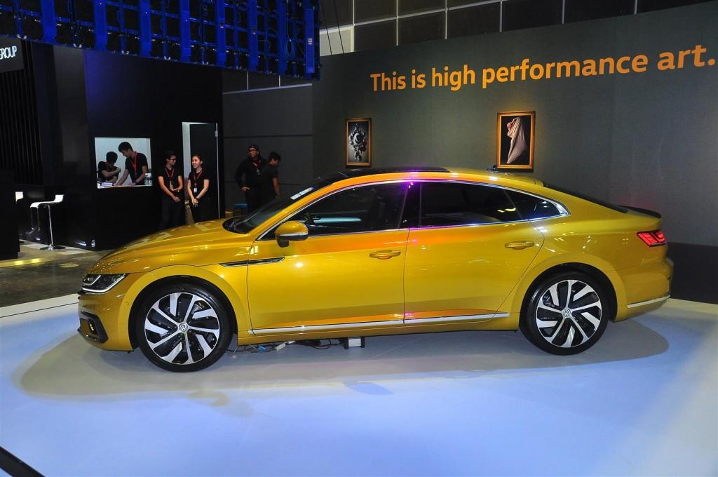 Volkswagen Arteon - 02
