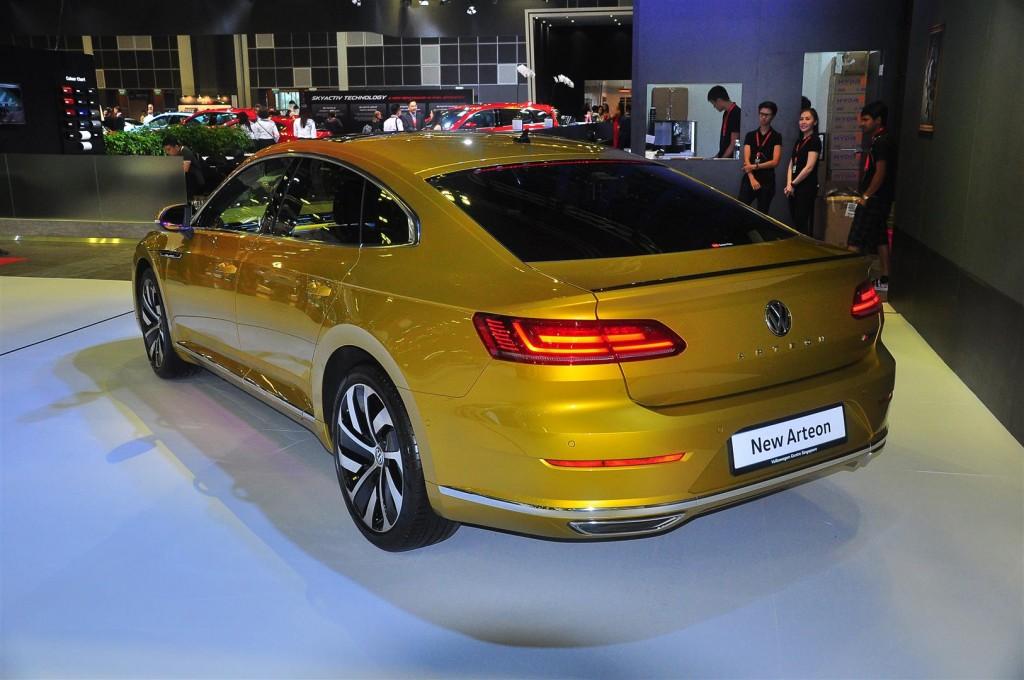 Volkswagen Arteon - 05
