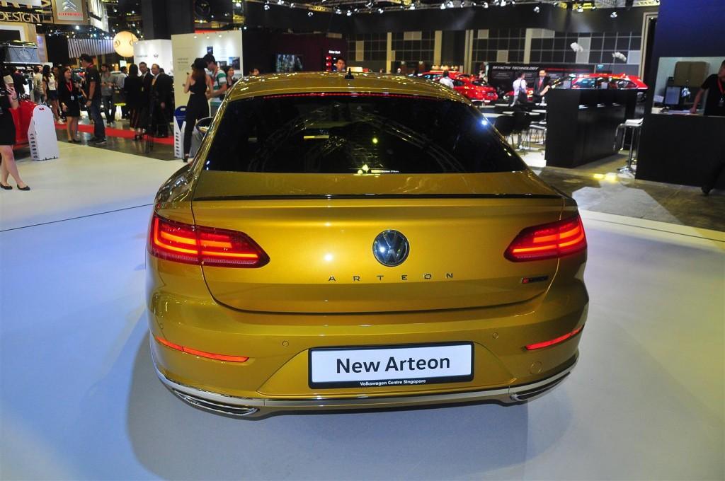 Volkswagen Arteon - 06