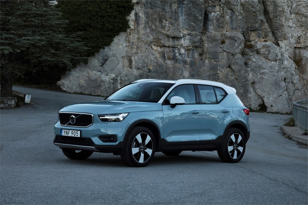 STOCKHOLM: Volvo Cars Has Reported That Orders For Its XC40 Small Premium  Sport Utility Vehicle (SUV) Has Already Exceeded 20,000 Units And With  Deliveries ...