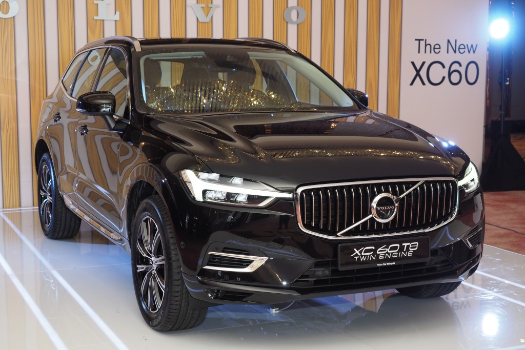 2018 volvo xc60 launched in three ckd variants rm298 888 to rm343 888 carsifu. Black Bedroom Furniture Sets. Home Design Ideas