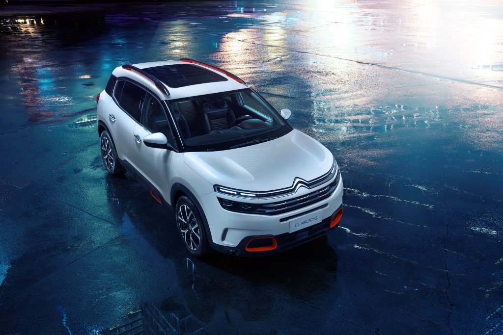 New Deal For Naza Corp And Groupe Psa Citroen C5 Aircross Coming In