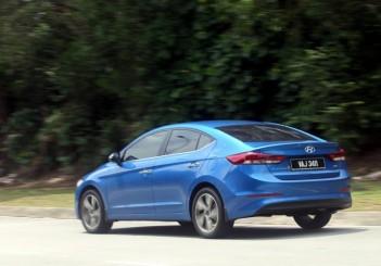 2017 Hyundai Elantra 2-litre MPi Executive (11)