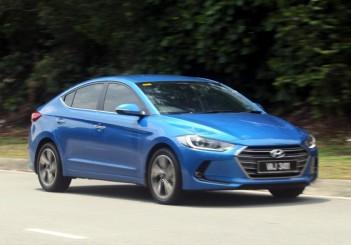 2017 Hyundai Elantra 2-litre MPi Executive (13)