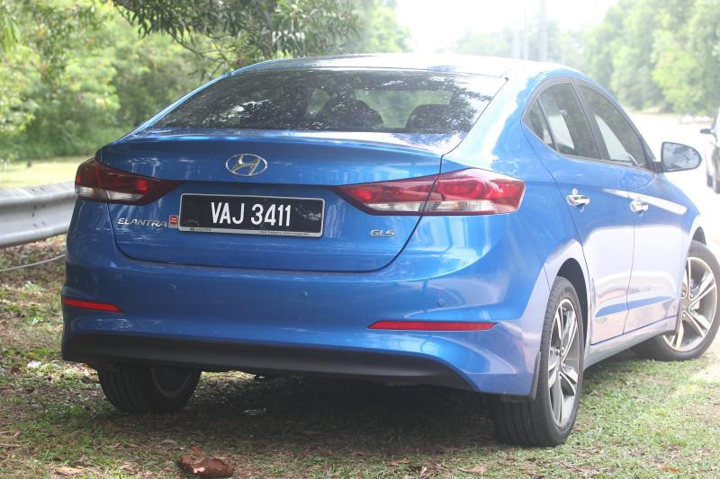2017 Hyundai Elantra 2-litre MPi Executive (34)