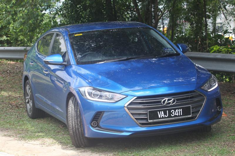 2017 Hyundai Elantra 2-litre MPi Executive (35)