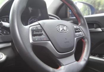 2017 Hyundai Elantra 2-litre MPi Executive (41)