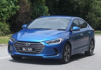 2017 Hyundai Elantra 2-litre MPi Executive (5)