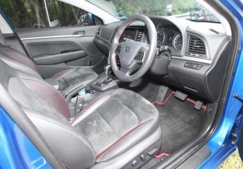 2017 Hyundai Elantra 2-litre MPi Executive (62)