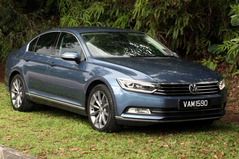 2017 Volkswagen Passat 1-8TSI Comfortline PLUS (11)